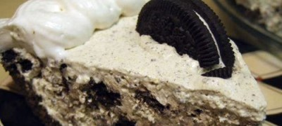 How to make Cookies and Cream Pie