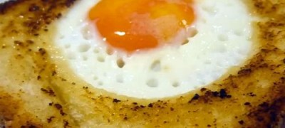 How to make Eggs in The Basket