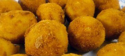 How to make Fried Potato Balls