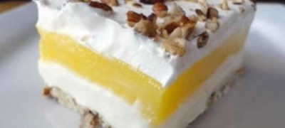 How to make Lemon Delight