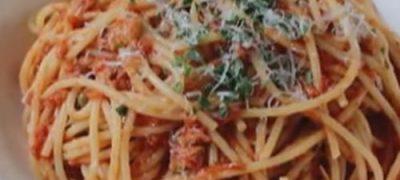 How_to_make_Spaghetti_with_Tuna_Sauce