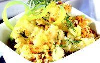 Crema de cartofi cu migdale