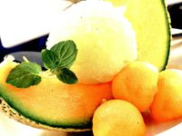 Sorbet de pepene