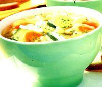 Supa rapida de legume