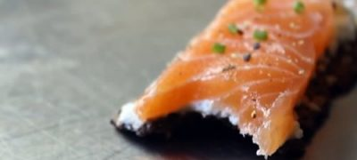 How to Cure Salmon in 3 Minutes