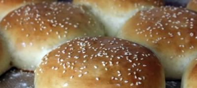 How to Make Hamburger Buns