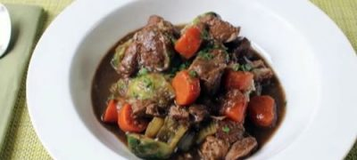 How to Make Irish Pork Stew