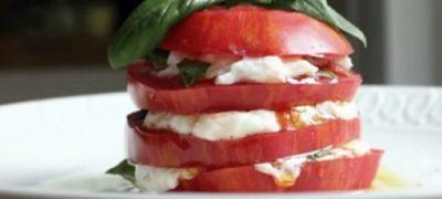 How to Make Tasty Caprese Salad