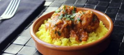 How to Make Turkey & Rice Meatballs