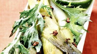 Salata de praz cu masline