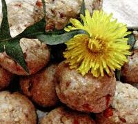 Bombite din cartofi