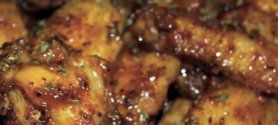 How to Make Basil Honey Mustard Wings