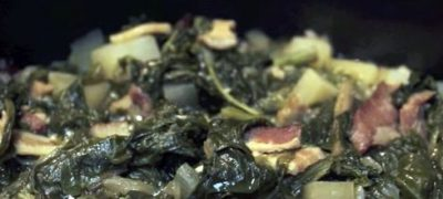 How to Make Southern Turnip Greens