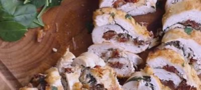 How_to_make_Stuffed_Chicken_Breast