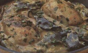 Mushroom_Curry