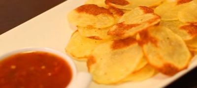 How_to_make_Baked_Potato_Chips