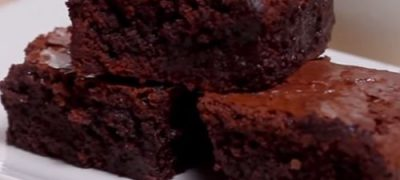 How_to_make_Double_chocolate_brownies