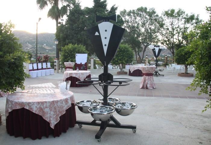 Salón Plaza Toros Del Restaurante Los Caballos Eventos A Medida