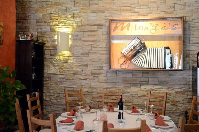 restaurante milongas sevilla