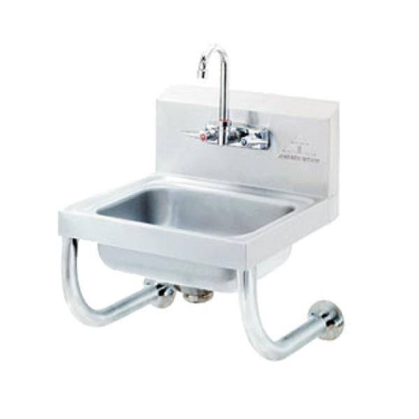tubular wall support brackets 16 x 14 amp 16 x 20 bowls restaurant equipment solutions