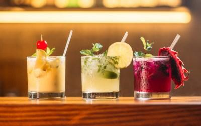 4 cócteles para este verano, con y sin alcohol.