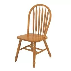 arrowback dining chair