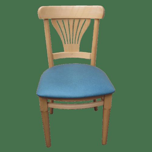 Fanback Solid Beechwood Chair