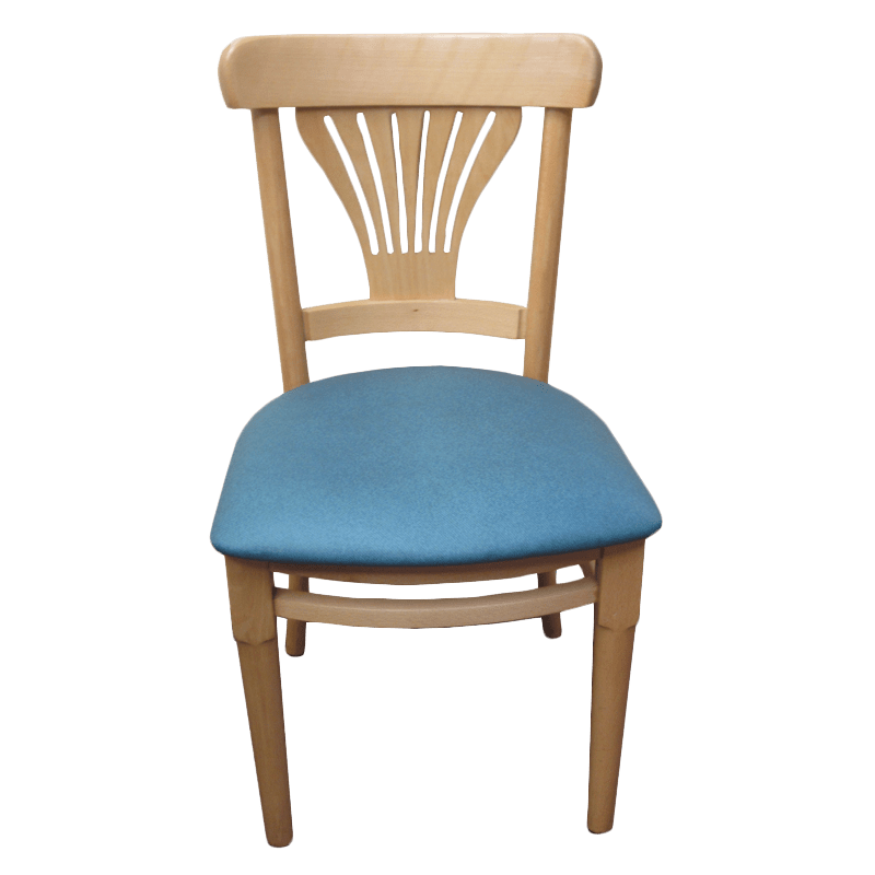 Home / Shop / Wood Restaurant Chairs / Fanback Solid Beechwood Chair
