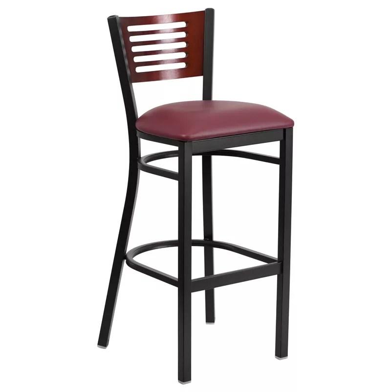 Stools Wooden Warehouse Bar American Furniture