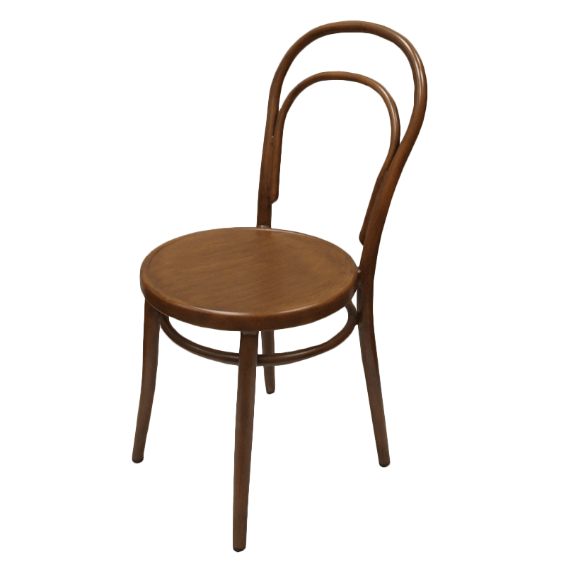 Home / Shop / Restaurant Dining Chairs / Vienne Brushed Aluminum Chair