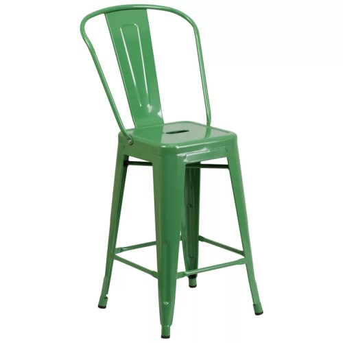 mainstays stool stools black com bar metal walmart folding