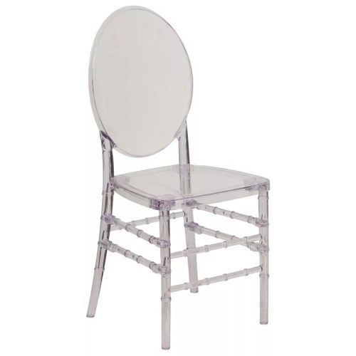 Victoria Crystal Stackable Chair