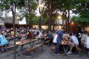 Bohemian Hall Beer Garden