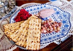 The Seder Plate at JoeDoe.