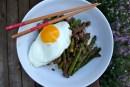 Bulgogi Beef & Spring Asparagus Bibimbap