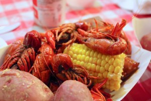 Lowcountry is bringing crawfish to Bryant Park.