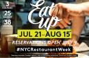 Guide to Restaurant Week Summer 2014