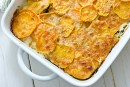 Special Holiday Side Dishes: Sweet Potato and Gruyere Gratin
