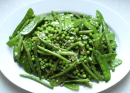 Seasonal Eats: Spring Peas and Beans