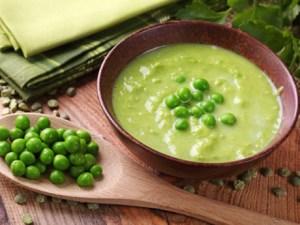 leek and pea soup 460
