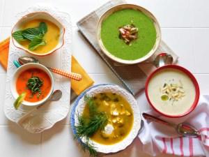 Cold soups Dana Cizmas