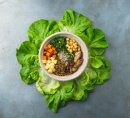It's All About the Lettuce at Local Leaf