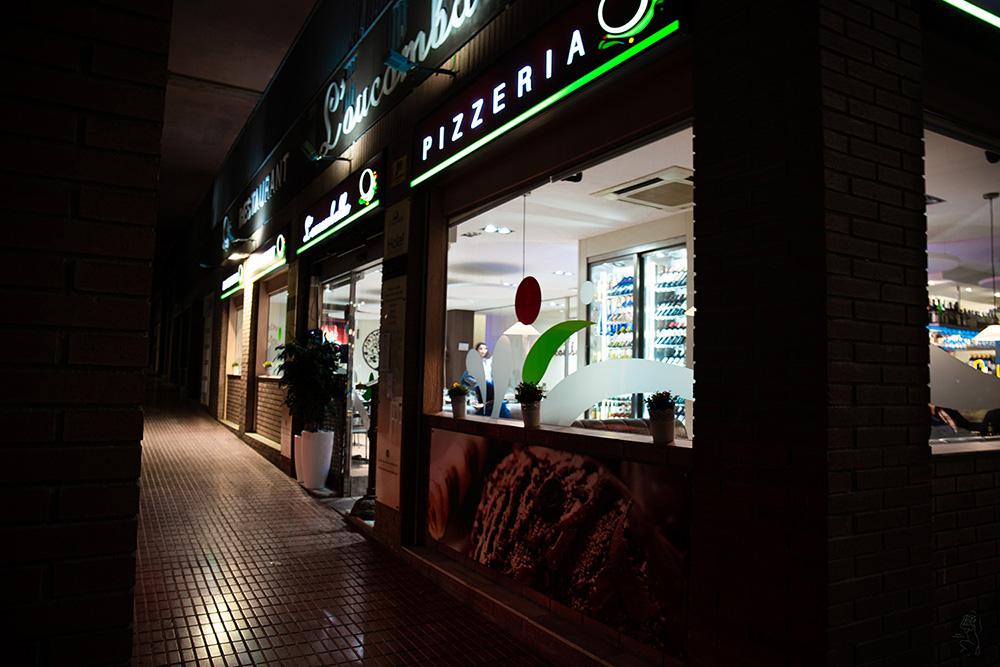 Exterior Restaurant Loucomballa