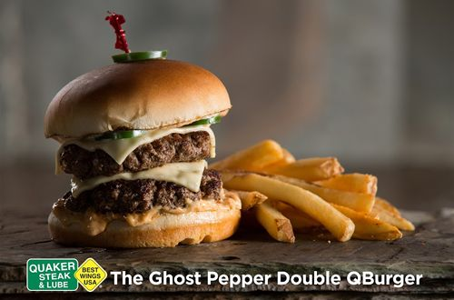 Quaker Steak & Lube Makes Your Taste Buds Scream With New ...