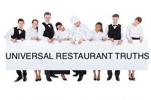 Restaurant-truths
