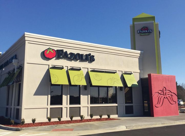 Fazoli's Launches Mobile Ordering And Loyalty App In Morehead & Maysville