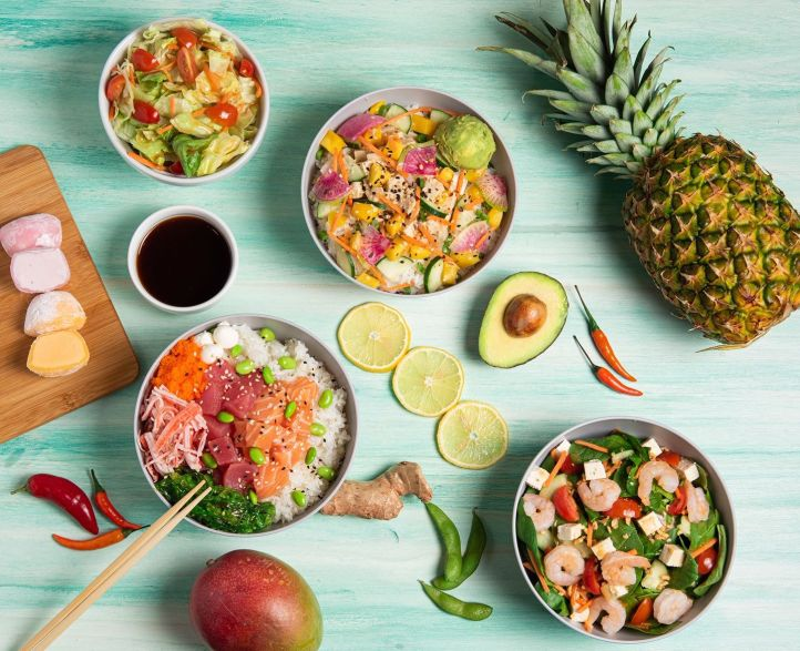 Kona Poké Express Coming Soon To Quantum Leap Winery In Orlando