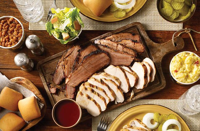 Dickey's Barbecue Pit Sets Site on Expansive International Expansion