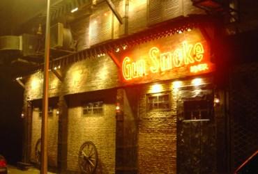 Gun Smoke Karachi