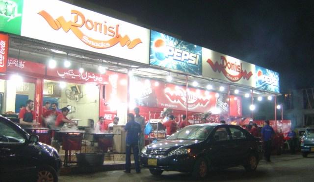 Donisl – BBQ or Karhai Specialist?